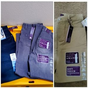 Lot of size 4 petite skinny jeans all new